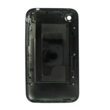 Replacement Back Casing iPhone 3G / 3GS Black neutral