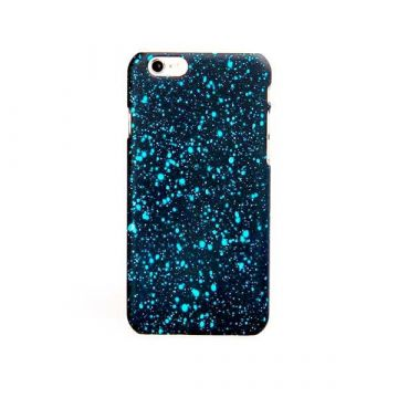 Rigid 3D Hard Case Soft Touch Starry Sky iPhone 7 / iPhone 8