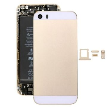 Complete frame and metallic border for iPhone SE