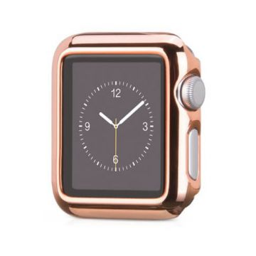 Hoco roze gouden case Apple Watch 38mm (Series 2)