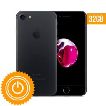 iPhone 7 - 32 Go black - Grade A