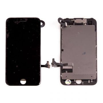 Complete touchscreen and LCD Retina screen for iPhone 7 Plus black original Quality