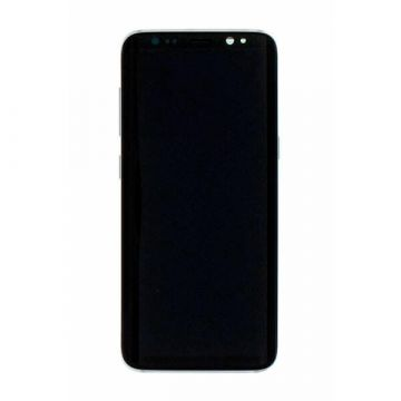 Original quality complete screen for Samsung Galaxy S8 G950F in black