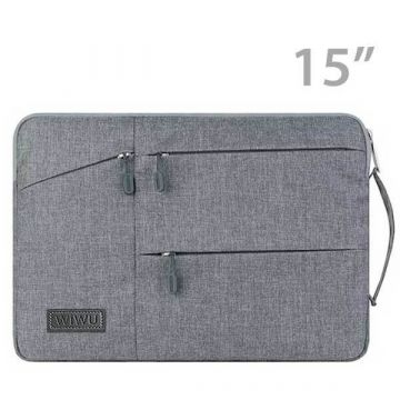 "Sac Waterproof pour Mac Book 15"" Wiwu"