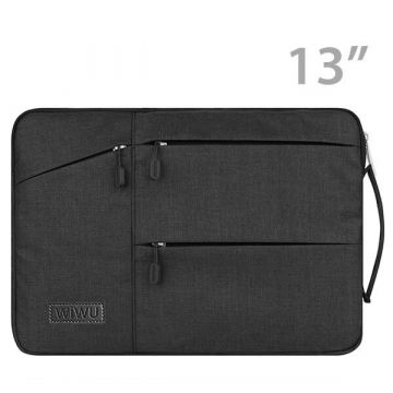 "Sac Waterproof pour Mac Book 13"" Wiwu"