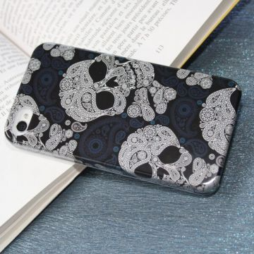 Cover Case Bones and Skulls iPhone 4 4S