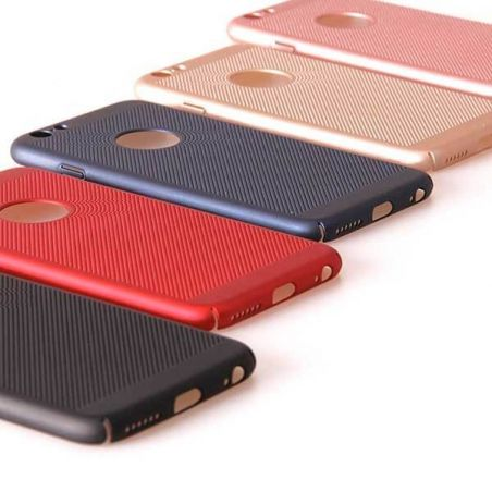 Cover micro perforated for iPhone 7