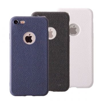 TPU Case Leather iPhone 7 / iPhone 8