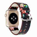 Hoco Birkin Style 3 in 1 leather bracelet for 38mm Apple Watch