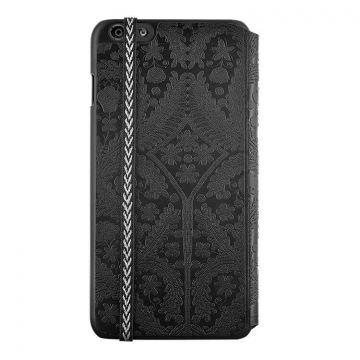 Black Folio case Christian Lacroix Paseo iPhone 7 iPhone 8
