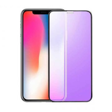 Tempered Glass iPhone X Cool Radian Series Anti-Blue Ray Hoco