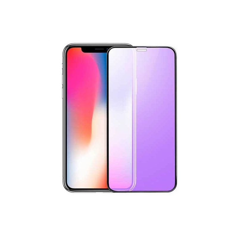 Film en verre trempé iPhone X Cool Radian Series Anti-Blue Ray Hoco