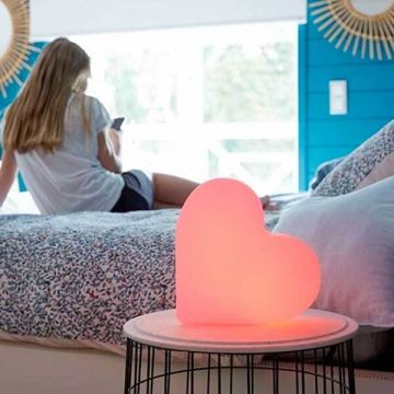Wireless Luminous Speaker Heart Big Ben