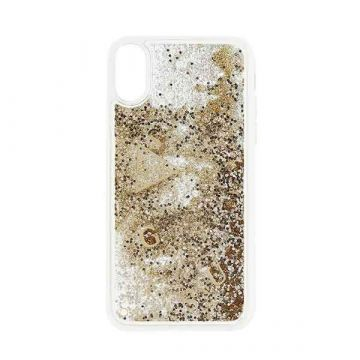 Coque Glitter Guess iPhone X