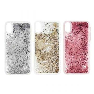 Glitter Case Guess iPhone X Xs
