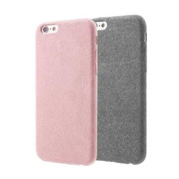 Coque souple en nubuck iPhone 6 / iPhone 6S