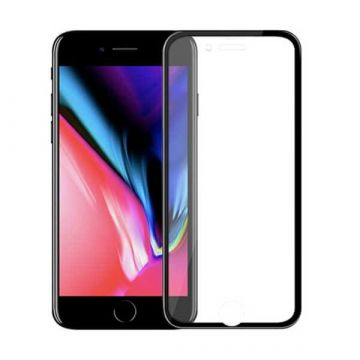 Tempered glass iPhone 7 / iPhone 8 Cool Radian Series HD Hoco