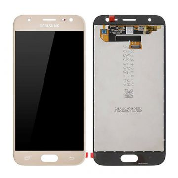Original Complete screen Samsung J3 (2017) J330F gold