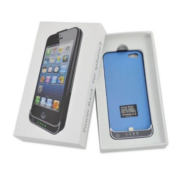 Externe batterij iPhone 5 case