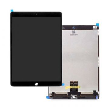 "Complete Screen iPad Pro 10.5"" Black with connector"