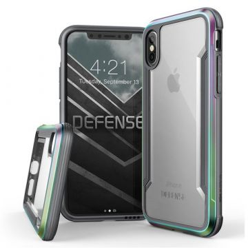 Coque Defense Shield X-Doria iPhone X