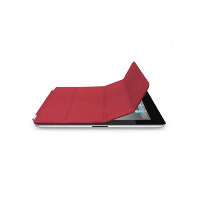 Smart Cover iPad 2 3 4 Red