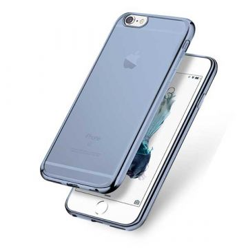 Transparant TPU hoesje iPhone 8 / iPhone 7