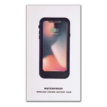 Coque - Batterie Waterproof iPhone X