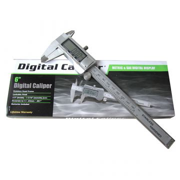 Digital sliding calipers