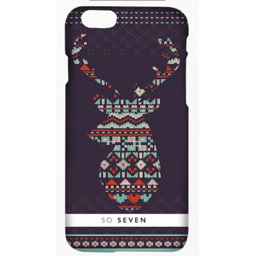 So Seven Hiver Canadien Cerf  coque iPhone 8 / 7