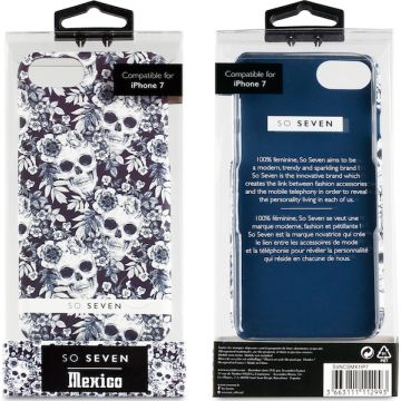 So Seven Mexico Skull and crossbones iPhone 8 / 7
