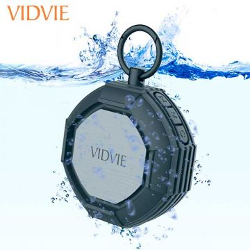 Waterproof Speaker & Powerbank Vidvie