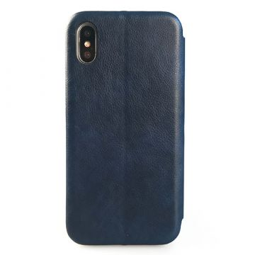 Etui portefeuille en Cuir iPhone X