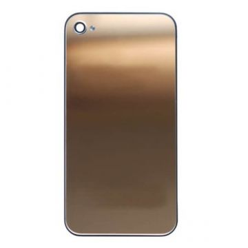 Replacement back cover iPhone 4S Mirror Gold