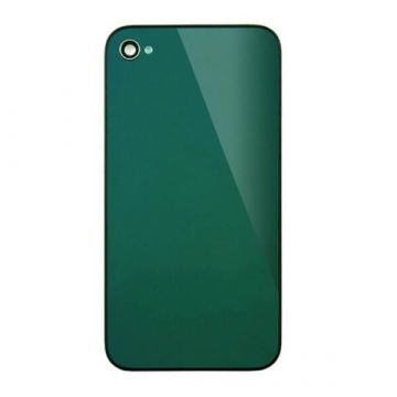 Replacement back cover iPhone 4 Mirror Green