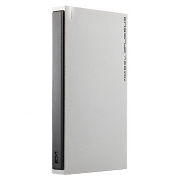 La Cie Porsche Design Disque Dur Externe 2To USB 3.0