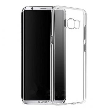 Coque souple TPU transparent 0,3mm Samsung Galaxy S8