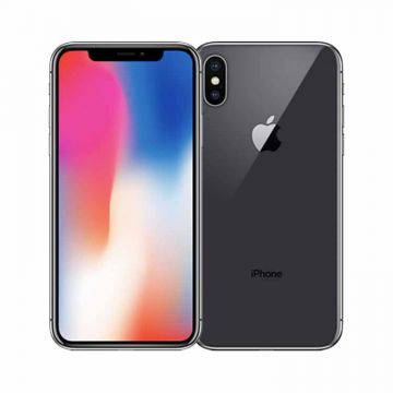 iPhone X - 256 GB Weiß - Brandneu