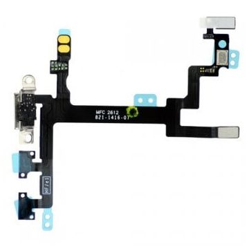 Flex power vibrator volume for iPhone 5