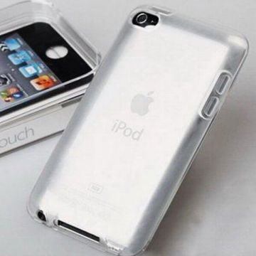 Coque crystal clear pour iPod Touch 4
