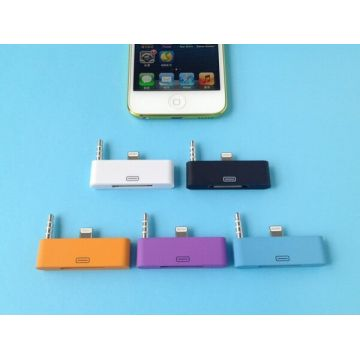 Adaptateur Lightning 30 pin vers 8 pin iPhone 5 - iPad Mini- Touch 5