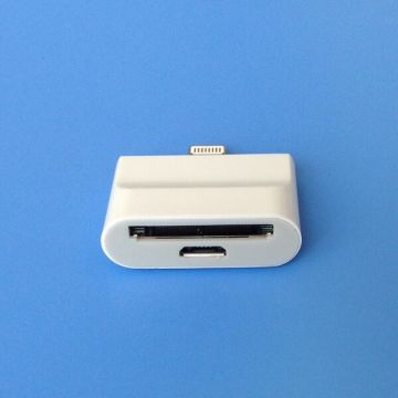 Adapter Lightning 30 pin naar 8 pin iPhone 5 - iPad Mini-Touch 5