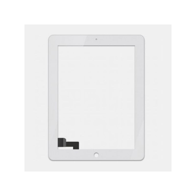 Touch Screen Digitizer for iPad 2 White