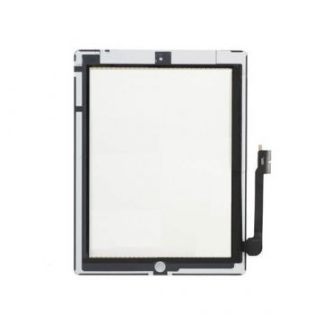 Touch Screen Glass/Digitizer Assembly For iPad 2 white