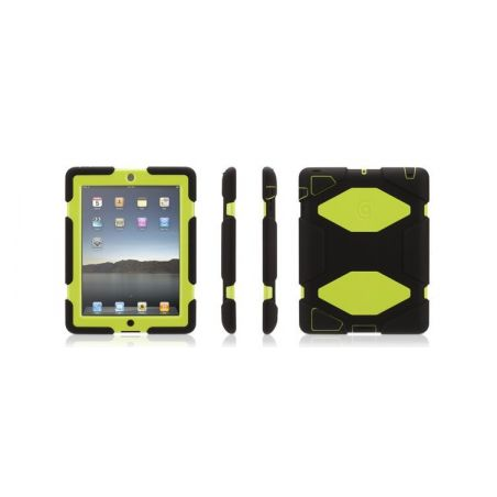 GRIFFIN Indestructible Survivor Case Black for iPad 2 3 4