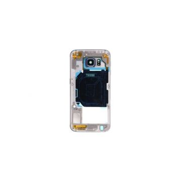 External chassis Blue for Galaxy S6