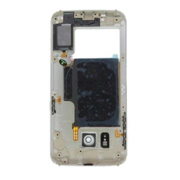 White internal chassis for Galaxy S6 Edge