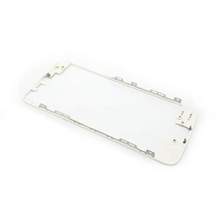 White LCD Frame for iPhone 5