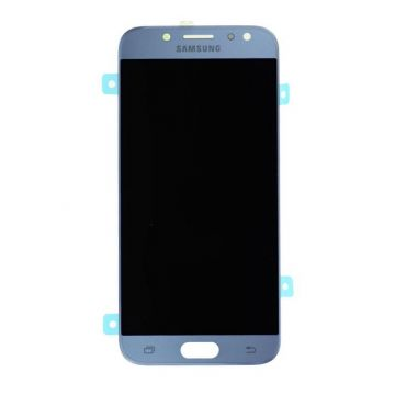 LCD Screen + SILVER Touch Screen (Official) for Galaxy J7 (2017)