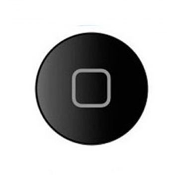 Black Home Button iPad 2